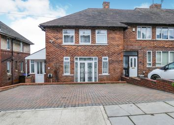 Thumbnail 3 bed end terrace house for sale in Colley Avenue, Sheffield