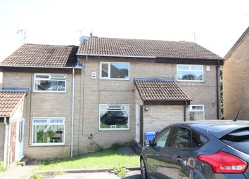 Thumbnail 2 bed terraced house for sale in Westcroft Grove, Westfield, Sheffield