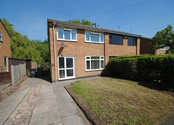 3 bed semi-detached house to rent in Braddon Road, Loughborough LE11