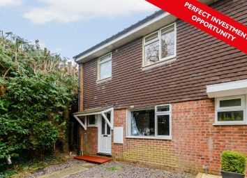 Thumbnail 4 bed end terrace house for sale in Stewards Rise, Wrecclesham, Farnham