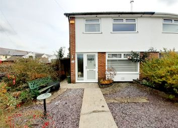 Thumbnail 3 bed semi-detached house for sale in Hillside, Aberdare, Rhondda Cynon Taff