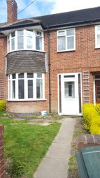 Thumbnail 3 bed terraced house to rent in Anchorway Road, Finham, Coventry