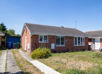 Thumbnail 2 bed detached bungalow to rent in Harpenden Drive, Dunscroft, Doncaster