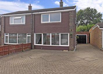 Thumbnail 3 bed semi-detached house for sale in Cherry Tree Road, Rainham, Gillingham, Kent
