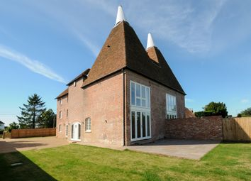 Thumbnail 5 bed detached house to rent in Collier Street, Marden, Tonbridge