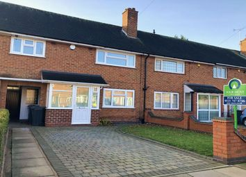 Thumbnail 3 bed terraced house for sale in Hall Hays Road, Shard End, Birmingham