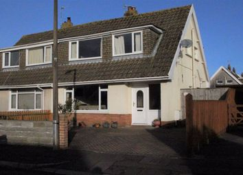 Thumbnail 3 bedroom semi-detached house for sale in Beaufort Drive, Kittle, Swansea