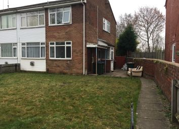 Thumbnail 2 bedroom flat to rent in Bell Green Road, Coventry
