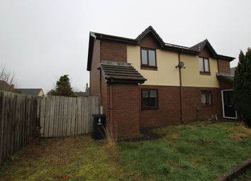 Thumbnail 2 bed semi-detached house to rent in Kilverts View, Clyro, Hereford