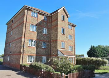 Thumbnail 2 bed flat for sale in Sunningdale Close, Thamesmead, London