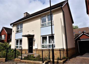 Thumbnail 3 bed detached house for sale in Norton Farm Road, Henbury