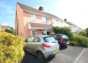 Thumbnail 3 bed semi-detached house for sale in Ladyhill, Usk
