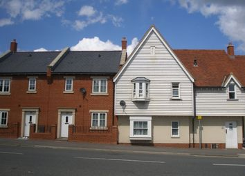 Thumbnail 2 bed flat to rent in Hythe Hill, Colchester