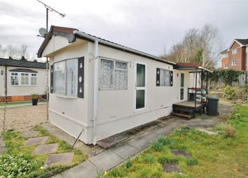 Thumbnail 1 bed mobile/park home for sale in Hatch Park, London Rd, Old Basing