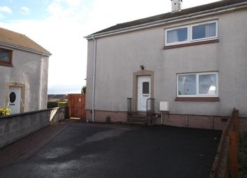 Thumbnail 3 bed semi-detached house for sale in Millar Street, Elgin