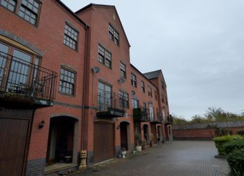 Thumbnail 5 bed town house for sale in Lock View, Evesham