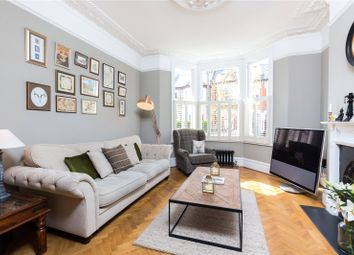 Thumbnail 2 bed flat for sale in Wroughton Road, London