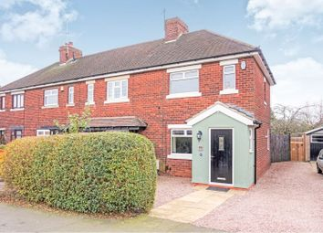Thumbnail 3 bedroom end terrace house for sale in The Straits, Dudley