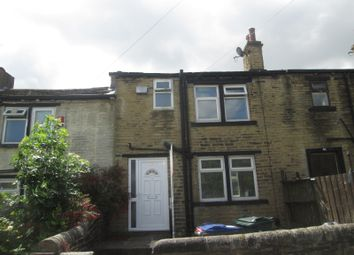 Thumbnail 2 bed terraced house for sale in Holme Top Lane, Bradford, West Yorkshire