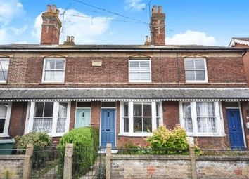 Thumbnail 3 bed terraced house for sale in Southminster, Essex, .