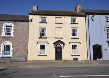 Thumbnail 4 bed town house for sale in Osborne House, King Street, Laugharne, Carmarthenshire