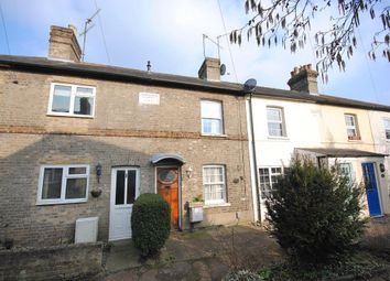 Thumbnail 2 bed terraced house to rent in Trinity Street, Bishops Stortford, Hertfordshire
