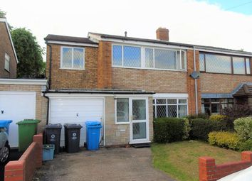 Thumbnail 5 bedroom semi-detached house for sale in Tudor Close, Cheslyn Hay, Walsall