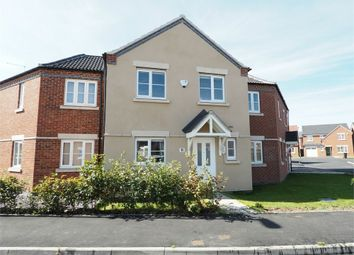 Thumbnail 3 bed town house for sale in Tom Stimpson Way, Sutton-In-Ashfield, Nottinghamshire