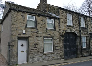 Thumbnail 1 bed cottage to rent in Westgate, Almondbury, Huddersfield