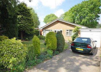Thumbnail 3 bedroom detached bungalow for sale in Oakwood Drive, Ravenshead, Nottingham