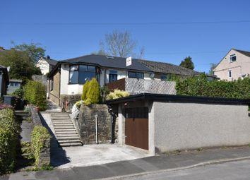 Thumbnail 3 bed semi-detached bungalow for sale in Jodrell Road, Whaley Bridge, High Peak