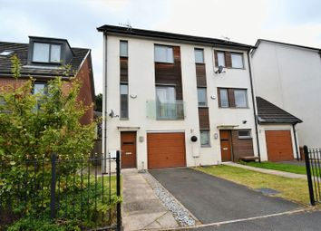 Thumbnail 4 bedroom semi-detached house for sale in Christie Lane, Salford