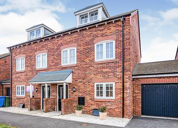 Thumbnail 3 bed semi-detached house for sale in Malling Avenue, Eastfield, Scarborough, North Yorkshire