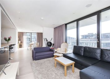 Thumbnail 3 bedroom flat for sale in Merchant Square, London