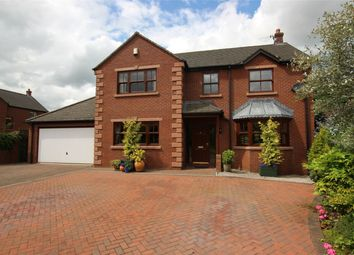 Thumbnail 4 bed detached house for sale in 9 The Willows, Durdar, Carlisle, Cumbria