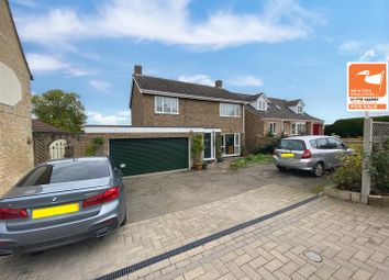 Thumbnail 4 bed detached house for sale in Station Road, Castle Bytham, Grantham