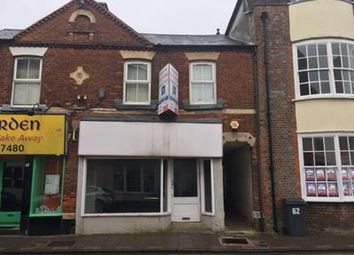 Thumbnail Retail premises for sale in 62 Cheap Street, Newbury, Berkshire