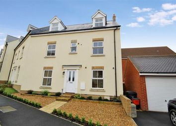 Thumbnail 5 bedroom end terrace house for sale in Dyson Road, Redhouse, Swindon