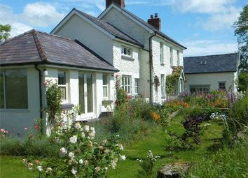 Thumbnail 5 bed detached house for sale in Cil Lonydd, Maesycrugiau, Pencader, Carmarthenshire