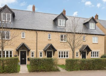 Thumbnail 2 bed terraced house to rent in Old Johns Close, Middle Barton, Chipping Norton