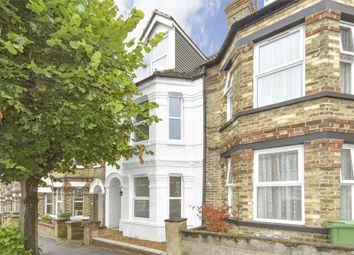 Thumbnail 4 bed terraced house for sale in Linden Crescent, Folkestone