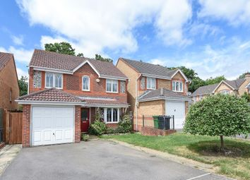 Thumbnail 3 bed detached house for sale in Yarrow Close, Thatcham