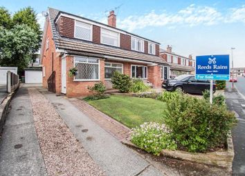 Thumbnail 3 bed semi-detached house for sale in Lansdown Hill, Fulwood, Preston