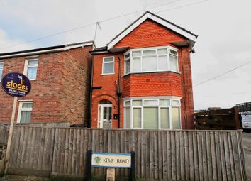 Thumbnail 2 bed flat to rent in Kemp Road, Winton, Bournemouth