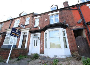 Thumbnail 7 bed terraced house for sale in Cowlishaw Road, Sheffield