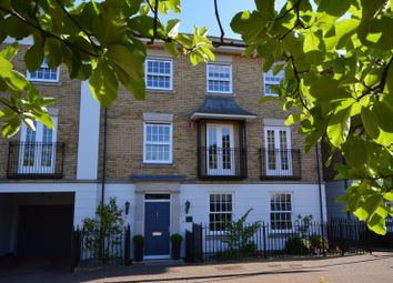 Thumbnail 5 bed end terrace house for sale in Skinners Street, Bishop's Stortford, Hertfordshire
