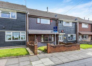 Thumbnail 2 bed terraced house for sale in Miranda Grove, Burslem, Stoke-On-Trent