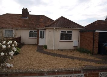 Thumbnail 3 bed semi-detached bungalow to rent in Jerningham Road, Costessey, Norwich