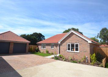 Thumbnail 3 bed detached bungalow for sale in Whitegates Court, Holland Road, Little Clacton, Clacton-On-Sea
