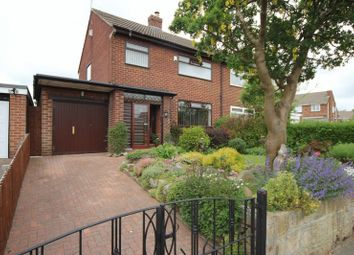 Thumbnail 3 bed semi-detached house for sale in Prenton Dell Road, Prenton, Wirral